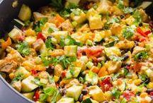 Healthy food stuff / by Elspeth Atkinson
