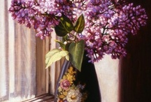 I love flowers / by Janet Ryan
