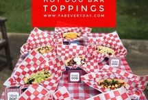 Parties and Entertaining - Food and Drink