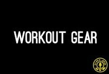 Workout gear / by Gold's Gym Utah