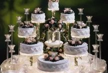 Wedding Cake & Desserts.....Yum