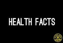 Health facts / by Gold's Gym Utah