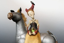 Dolls and other creations / by Gayla Childers