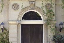 Welcome / Entrances, foyers and doorways. / by Pam Howcroft