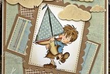Cards--Children Images