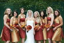 Fall Weddings in New England / Fall is the perfect time of year to say 'i do' with nature's backdrop of vibrant oranges, reds and fallen leaves. Find inspiration from local New England weddings and more.