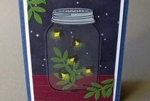 Cards--Mason Jar