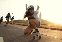 Longboard Skate / by Andre Havro