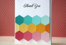 Cards--Hexagons--Many PTI
