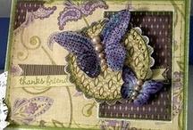 Cards--Butterflies 2