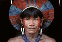 People of Rainforest of Brazil / by Zinumius