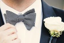 Groom Tuxedos and Apparel Accessories / So many suit & tux options for the groom! Find some inspiration for your #MassachusettsWedding or #RIWedding