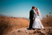 Mr. & Mrs. / Trash the Dress Photo Shoot