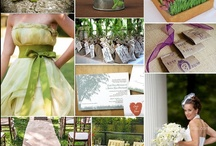 Eco-Friendly Wedding / Ideas and Inspirations for Organic, Eco-Friendly, Go Green & Recycle Wedding Themes.