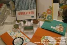Stampin up undefined line