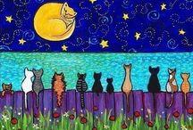 Kitty's & more kitty's & more kitty's ! / Cats / by Michelle Ianni