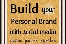 Building Your Personal Brand / A series of blog posts around how to build your personal brand as a blogger.