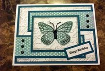 AA--Cards--Butterflies/Dragonflies 3 / by Patricia Panzica