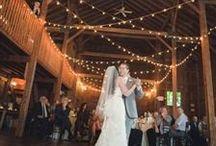 Barns for New England Weddings / Amazing New England barns to consider for your wedding.