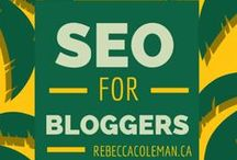 SEO for Bloggers / Tips and tricks to increase your SEO as a blogger.