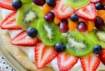 FRUIT DESSERT & SALADS - ODONNA / FRUIT IDEAS