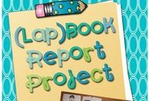 EDU-BOOK reports / by Jenn Rowse