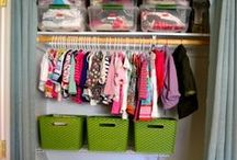 NURSERY - Organization and Cleaning / by Paula Epps