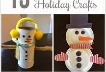 Holiday Children's Crafts