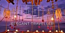 Elegant Travelller | Highlights / Explore the world of luxury travel with Elegant Traveller and discover exceptional resorts with extraordinary experiences. Begin a new adventure and holiday in style...