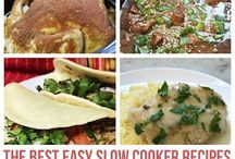Favorite Slow Cooker Recipes