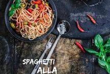 Pasta / easy pasta rezepte I pasta recipes I nudeln