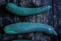 zucchini I courgette / easy zucchini recipes
