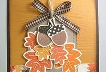 Fall, Halloween & Thanksgiving
