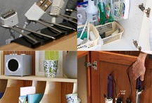 Organizing and Cleaning / by Jamie Hogin