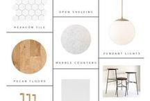 KITCHENS / Kitchen ideas and inspiration
