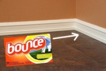Cleaning products and home appliances