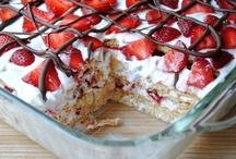 Treats/Desserts / by Carolyn Taylor