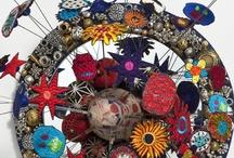 Textile Art, Installation, Sculpture