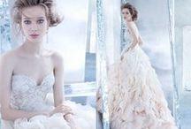 :: WEDDING :: dresses / Wedding dresses elegant stunning lace bride vintage modern classic contemporary wedding gowns / by Eufloria