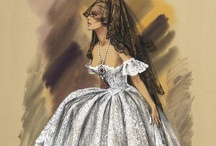 Fashion Illustrations / by Penny Scott