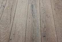 Amazing Hardwood Flooring / I love hardwood flooring, it adds value to the home, you can never lose!  There are so many prefinished options now, less mess and extremely durable factory finishes. Wide planks, variable planks, interesting stain color options! / by Rebecca Dumas/Gregory's Paint & Flooring