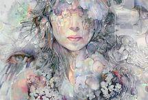 INK n ART / by Jessica Cooper