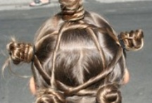 Hair: Styles, Tips & Tricks  I <3 / by Kyla Wilson