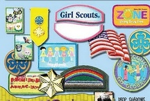 Girl Scout Crafts / by Jenny O'Brien