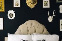 MASTER BEDROOMS / Beautiful Master Bedrooms and ideas for my own MB.
