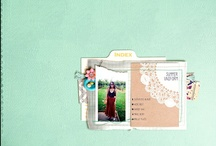 Digital Scrapbooking / Digital scrapbooking layouts, products, and freebies.