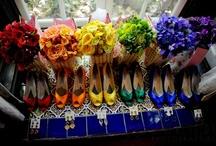 Rainbow Weddings / by Eufloria