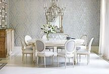 Elegant Spaces (No Boy's Allowed) / by Rebecca Dumas/Gregory's Paint & Flooring