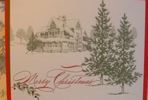 Christmas Cards SU / by Patricia Lemont