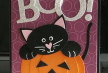 Halloween Cards SU / by Patricia Lemont
